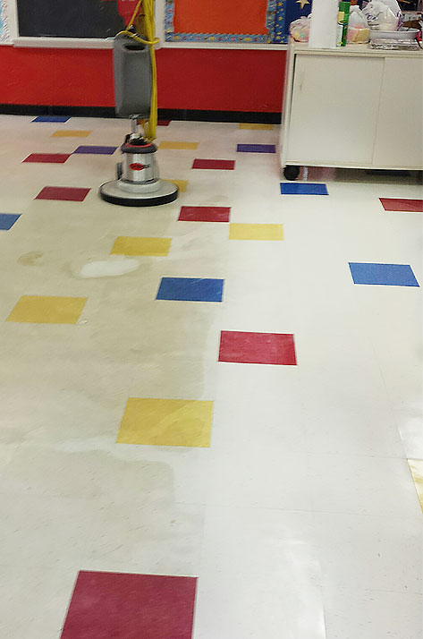 Allied Floor Cleaning